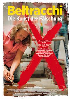 Filmplakat BELTRACCHI - Die Kunst der Fälschung