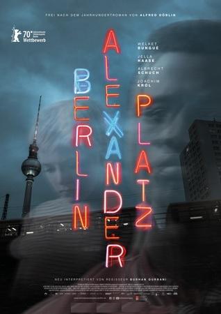 Filmplakat Berlin Alexanderplatz
