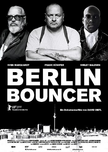 Filmplakat BERLIN BOUNCER