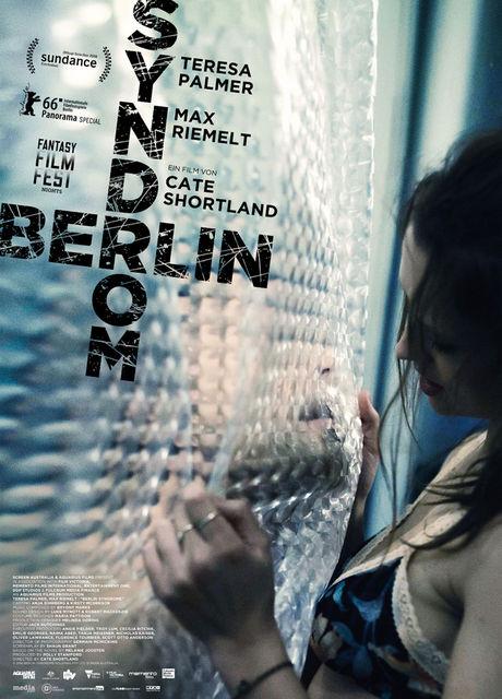 Filmplakat BERLIN SYNDROM