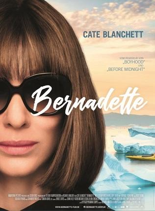 Filmplakat BERNADETTE