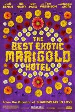 Filmplakat BEST EXOTIC MARIGOLD HOTEL engl. OmU