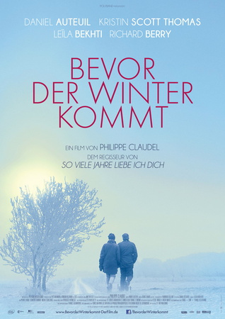 Filmplakat Bevor der Winter kommt