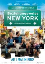 Filmplakat Beziehungsweise New York - L'Auberge Espagnole 3