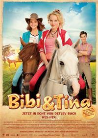 Filmplakat BIBI & TINA