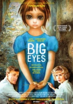Filmplakat BIG EYES - engl. OmU