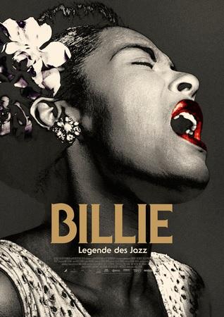Filmplakat BILLIE - Die Legende des Jazz