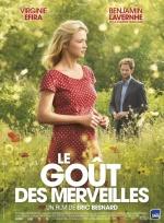 Filmplakat Birnenkuchen mit Lavendel - LE GOUT DES MERVEILLES - franz. OmU