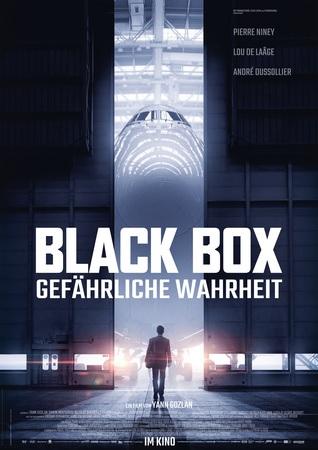 Filmplakat BLACK BOX - Gefährliche Wahheit