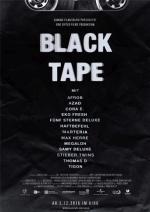 Filmplakat BLACK TAPE - die deutsche Hip-Hop-Szene