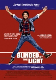 Filmplakat BLINDED BY THE LIGHT