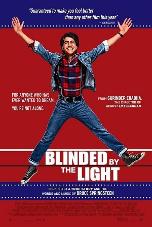 Filmplakat BLINDED BY THE LIGHT - engl. OF