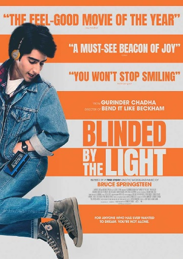 Filmplakat BLINDED BY THE LIGHT - engl. OmU