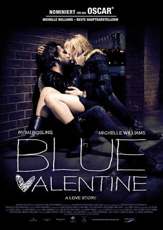 Filmplakat Blue Valentine engl. OmU