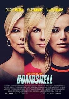 Filmplakat BOMBSHELL - engl. OmU