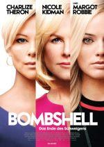 Filmplakat BOMBSHELL - Das Ende des Schweigens