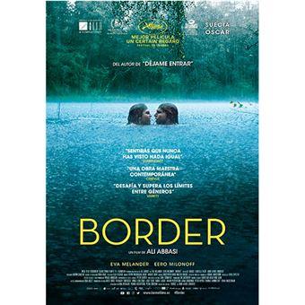 Filmplakat BORDER -GRÄNS - schwed. OmU