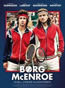 Filmplakat BORG/McENROE