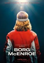 Filmplakat Borg/McEnroe - engl. OmU