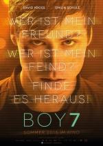 Filmplakat BOY 7