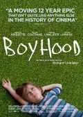 Filmplakat BOYHOOD - engl OmU
