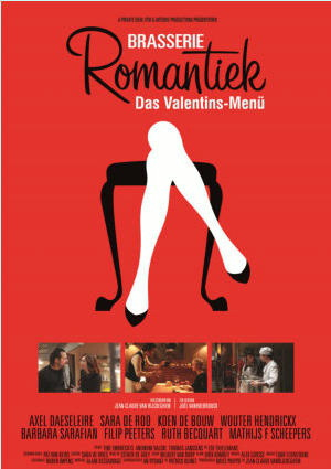 Filmplakat Brasserie Romantiek