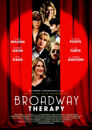 Filmplakat BROADWAY THERAPY