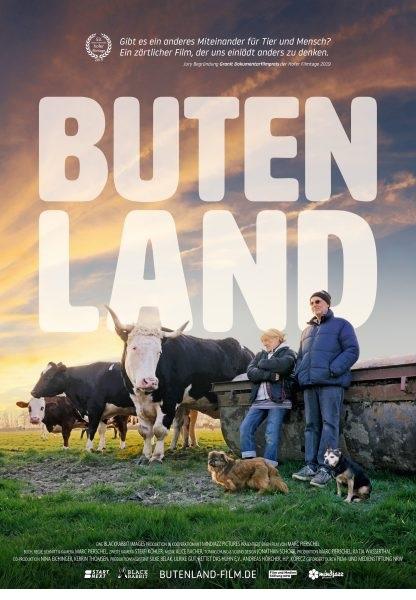 Filmplakat BUTENLAND