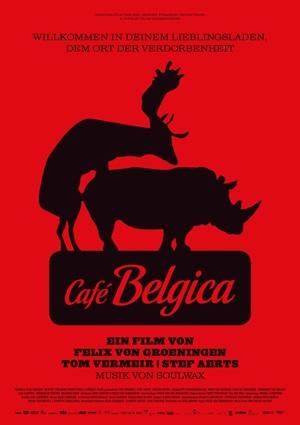 Filmplakat Café Belgica