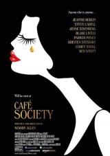 Filmplakat Café Society - engl. OmU