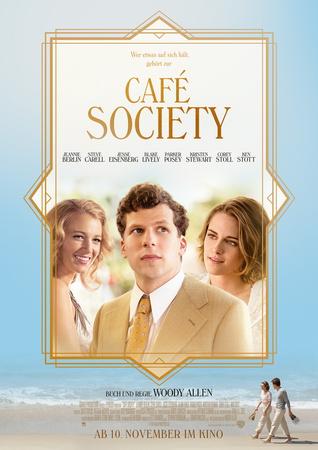 Filmplakat Café Society