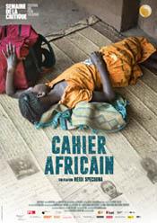 Filmplakat Cahier Africain OmU
