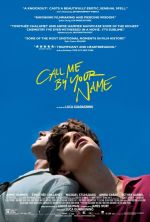 Filmplakat CALL ME BY YOUR NAME