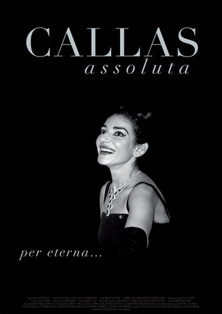Filmplakat CALLAS ASSOLUTA