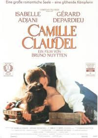 Filmplakat Camille Claudel