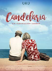 Filmplakat CANDELARIA - Ein kubanischer Sommer
