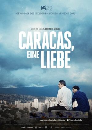 Filmplakat CARACAS - Eine Liebe