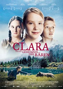 Filmplakat CLARA und das Geheimnis der Bären
