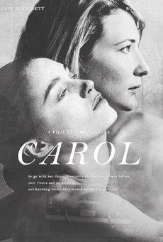 Filmplakat CAROL- engl. OmU