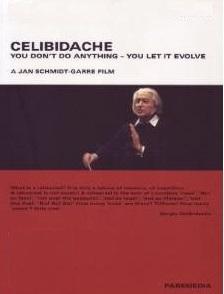 Filmplakat CELIBIDACHE