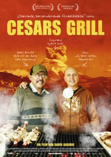 Filmplakat Cesars Grill