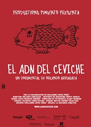 Filmplakat CINESPAÑOL: Ceviche, mein Lieblingsgericht aus Peru - span. OmU