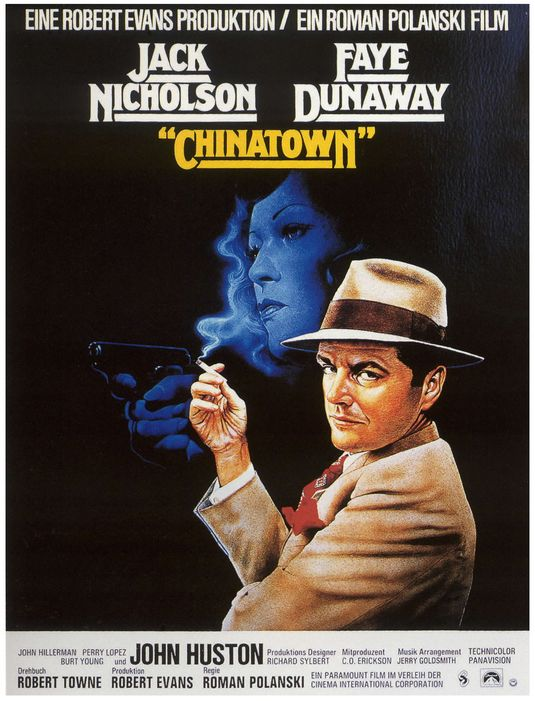 Filmplakat CHINATOWN