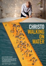 Filmplakat CHRISTO - WALKING ON WATER