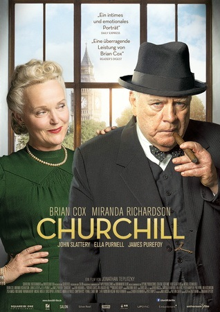 Filmplakat CHURCHILL