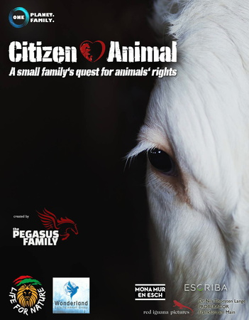 Filmplakat Citizen Animal