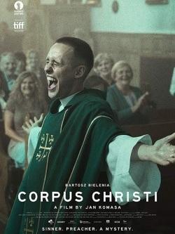 Filmplakat CORPUS CHRISTI
