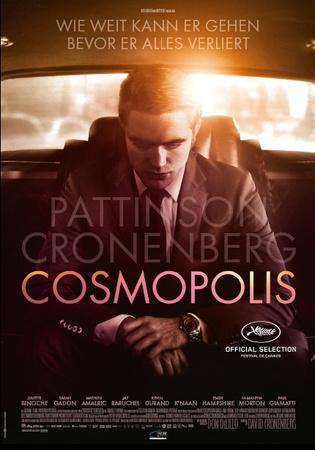 Filmplakat COSMOPOLIS