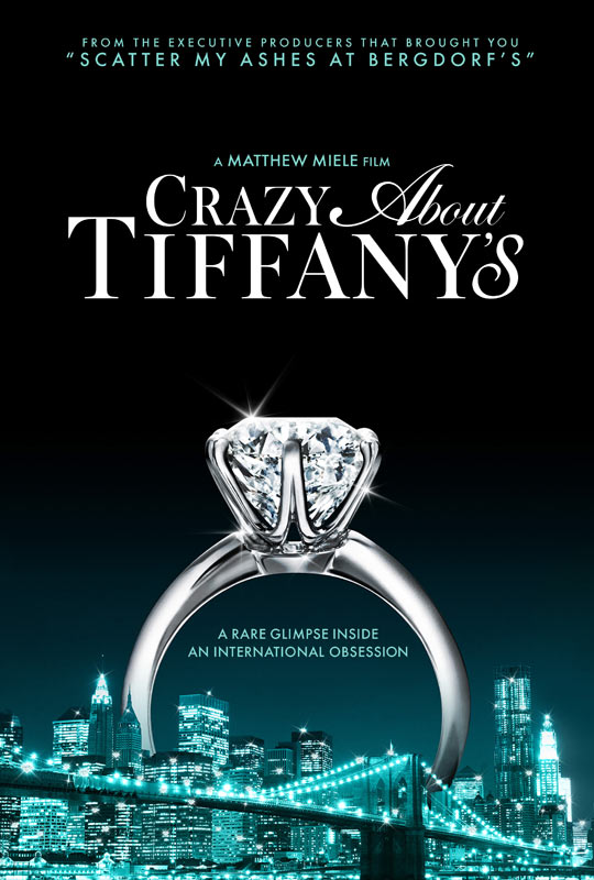Filmplakat CRAZY ABOUT TIFFANY S