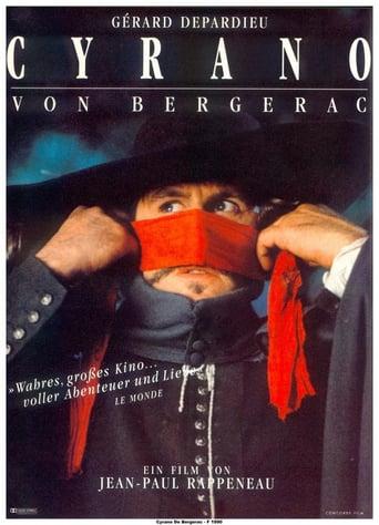 Filmplakat CYRANO VON BERGERAC